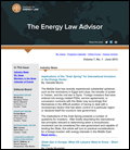 Energy Law Advisor