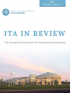 ITA is Pleased to Announce our New E-Journal ITA in Review