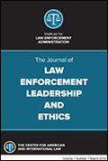 character and cops ethics in policing Ethics in policing essay sample pages: 11 delattre, e character and cops: ethics in policing, 5th, american enterprise for public policy research.